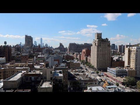 20-hour in New York City - vegan food, jazz, and zero gravity yoga