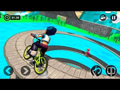 Fearless BMX Rider 2019 Game - Speed Motor Cycle Racing Games To Play Free Online
