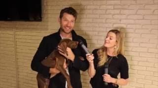 First Interview Ever with Brett Eldredge's Dog Edgar