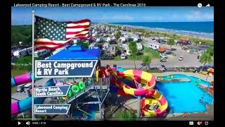 Lakewood Camping Resort - Best Campground & RV Park - The Carolinas 2016