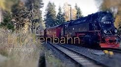 #harz #brockenbahn  #schierke Harz Dampf - Kamerafahrt mit der Brockenbahn auf den Brocken