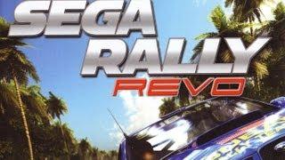 Classic Game Room - SEGA RALLY REVO review