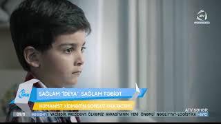 Sağlam İDEYA sağlam təbiət (ATV Səhər)