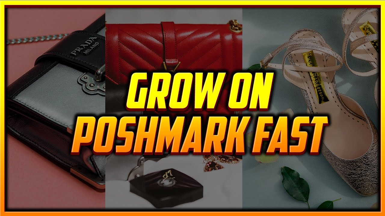 How to Grow Your Poshmark Closet FAST