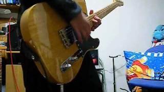 今日は最近ハマり始めたTHE BAWDIESのHOTDOGを弾いてみました! ...