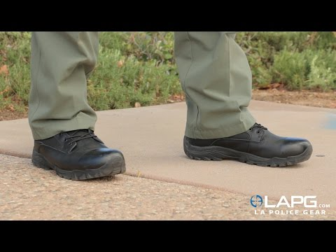 LA Police Gear - Tactical Duty Boots