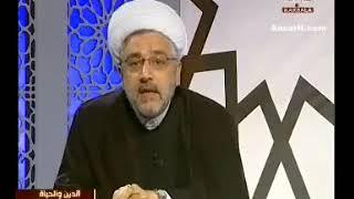 الشيخ محمد كنعان - وصية الإمام الحسن العسكري عليه السلام إلى الشخ إبن بابويه القمي