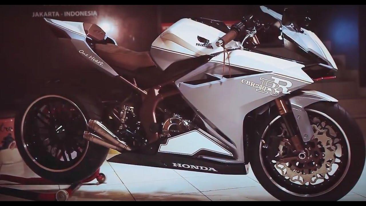 Modifikasi Honda CBR250RR YouTube