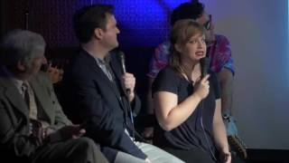 Anna & Todd (How May We Hate You?) Read From Their Book — Running Late with Scott Rogowsky