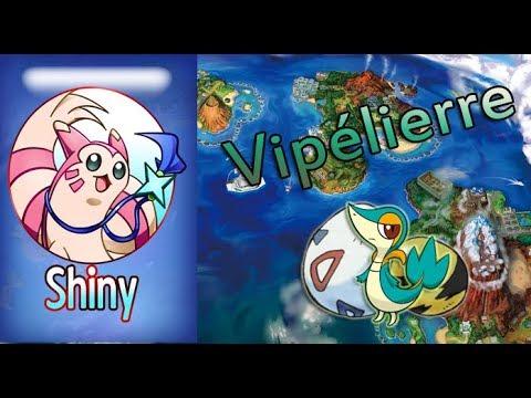 Pkm Pokémon Moon Vipélierre Shiny Trentaine D Oeufs