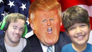 SALVÁMOS O PRESIDENTE! - Mr. President