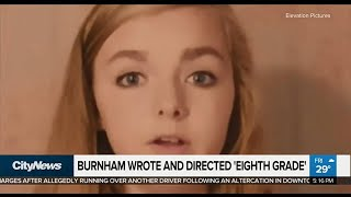 Rave reviews for coming-of-age film 'Eighth Grade'