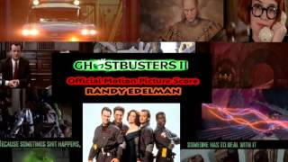 Ghostbusters 2 Score Randy Edelman- Part 1