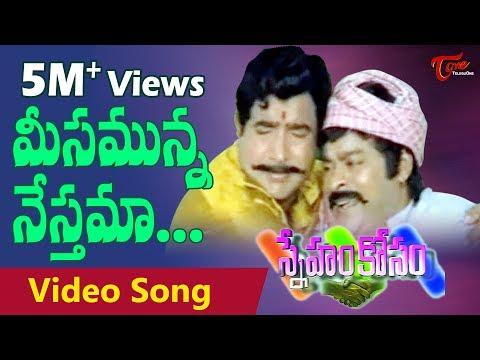 Sneham Kosam - Chiranjeevi - Vijay Kumar - Meesamunna Nesthama