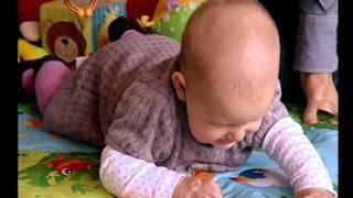 Pinwormok 6 hónapos csecsemőknél, Hogyan kommunikálnak a babák?