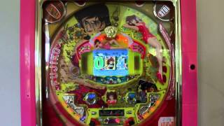 Pachinko Machine - Fujiko Mine - Lupin III