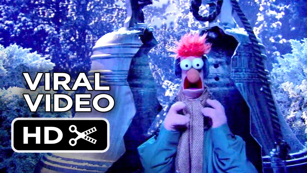 Muppets Most Wanted Viral Video   Ringing Of The Bells (2014)   Tina Fey  Movie HD   YouTube