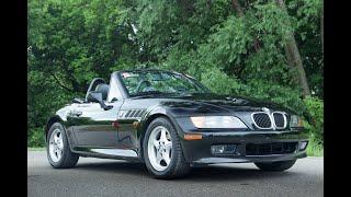 1998 BMW Z3 Test Drive