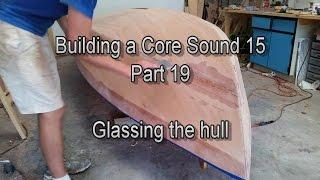 Core Sound 15 Build Part 19
