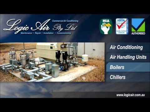 Logic Air - Adelaide Owned Commercial Air Conditioning Company