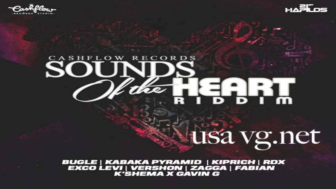 Sounds Of The Heart Riddim (Instrumental) 2015 - Видео онлайн