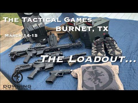 The Loadout- Tactical Games, Burnet TX