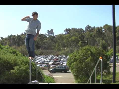 GUY VS GRUB (man vs. food parody) starring Matt Wisan