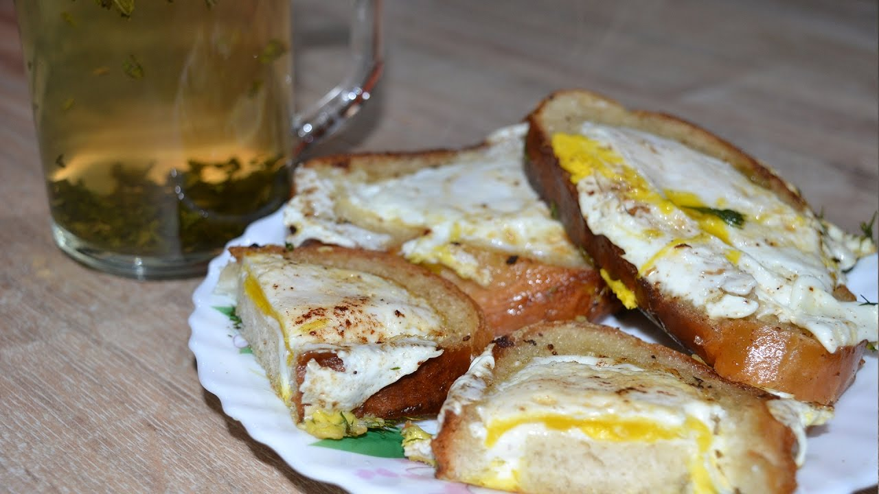 Завтрак на скорую руку рецепты с фото