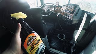 Keeping your truck clean is a …