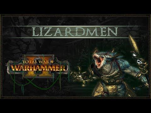 Power Of The Lizardmen - Total War: Warhammer 2 Gameplay - Lizardmen Campaign #1