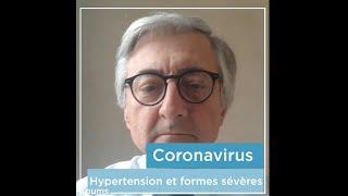 Coronavirus : l'hypertension artérielle est-elle un facteur aggravant ? Professeur Girerd #PuMs