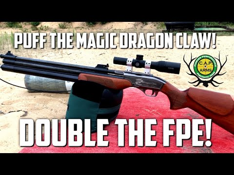 Dragon Claw .50