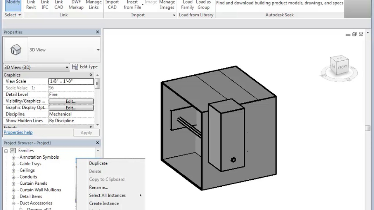 Greenheck how to use the dynamic revit content from caps for greenheck how to use the dynamic revit content from caps for dampers swarovskicordoba Images