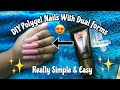 Cover image DIY Polygel Nails Using Dual Forms!!! Really Easy!