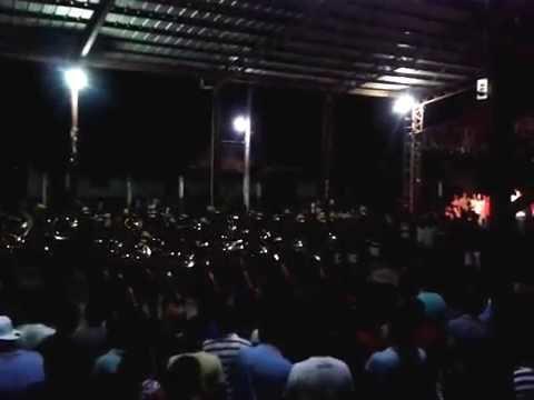 Banda la coruña en Santa Elena
