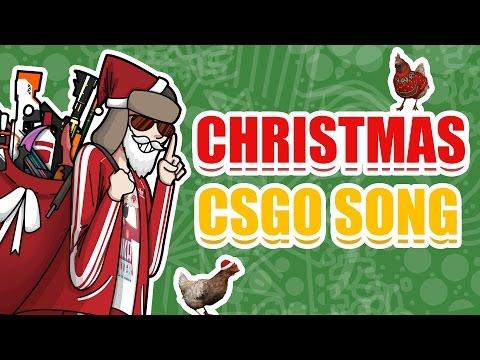 CHRISTMAS CS:GO SONG (Cyka Blyat - Jingle Bells Parody)