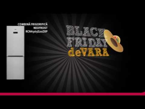 Reclamă ALTEX - Beko - Black Friday de Vară 2017