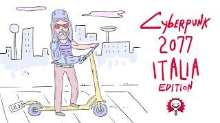 CYBERPUNK 2077 - ITALIA Edition