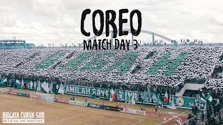 Brigata Curva Sud: Coreo GAGAH PSS Sleman vs Persegres GU - Presiden Cup