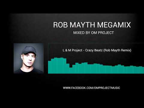★ Techno 2017 Handsup Mix | Rob Mayth Mega Mix