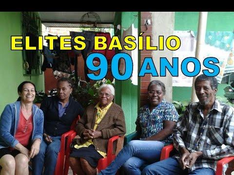 Elites Basilio 90 anos
