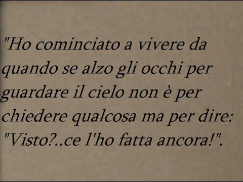 Monologhi Sulla Vita Raccolta Compilation Musica Italiana Frasi E Aforismi Sulla Vita