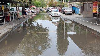 #Анапа. Погода. 7.09.2018 #ДЖЕМЕТЕ ТОНЕТ - Первый проезд