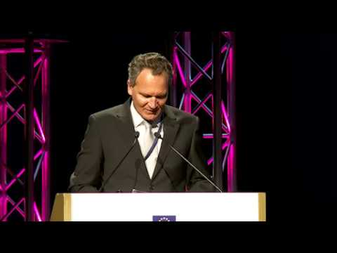 Robert-Jan Smits -- European Capital of Innovation Award Ceremony