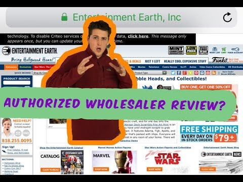 Brand Name Wholesale Supplier Entertainment Earth - Review -