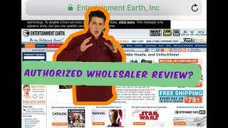 Brand Name Wholesale Supplier Entertainment Earth - Review - Amazon FBA