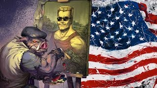 Top 10 Most American Games of All Time
