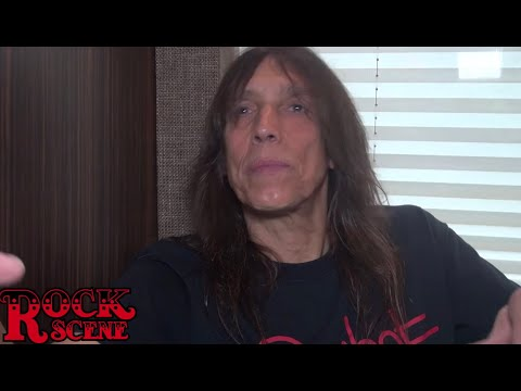 Temple - A Few Minutes With Tesla's Jeff Keith