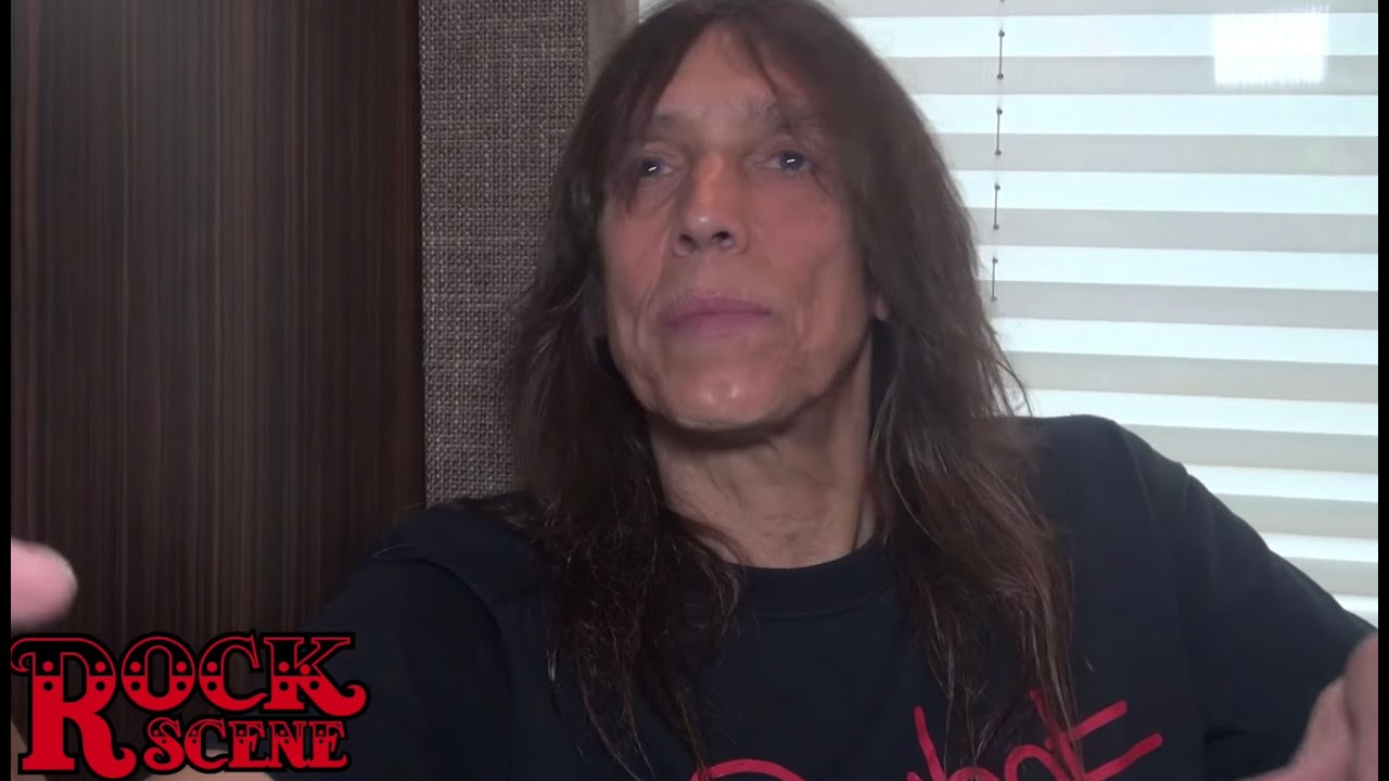 Jeff Keith Of Tesla Talks About His Rock Scene Youtube