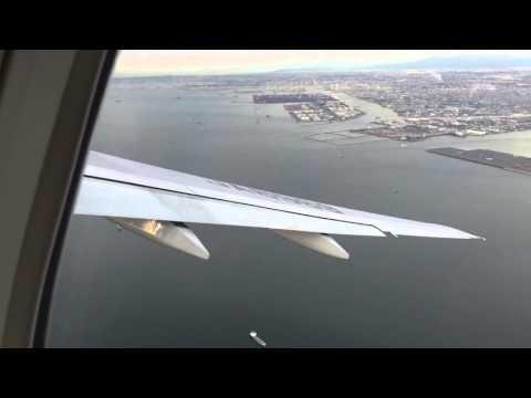 B772 Take off HANEDA airport